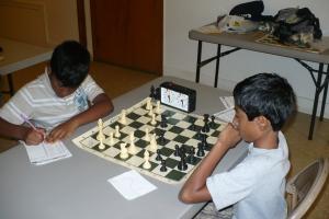 Nitin (L)  Arvind (R)