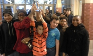 Richmond Middle School Chess League 1st tournament! 056
