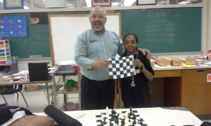 Chess for Tots at Henderson