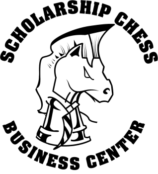 Scholarship Chess logo