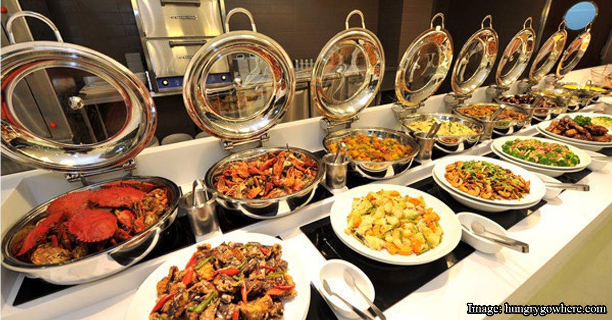 the buffet 1